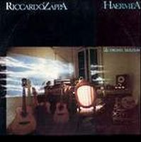 Riccardo Zappa - Haermea (La Camera Incantata) CD (album) cover
