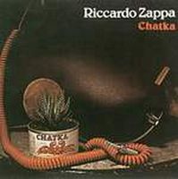 Riccardo Zappa - Chatka CD (album) cover