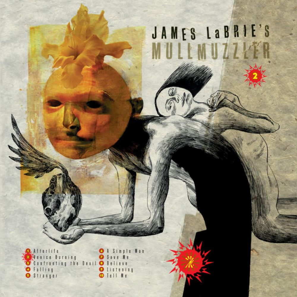 James LaBrie's MullMuzzler 2 by MULLMUZZLER album cover