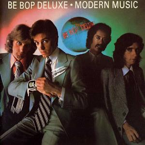 Be Bop Deluxe Modern Music album cover