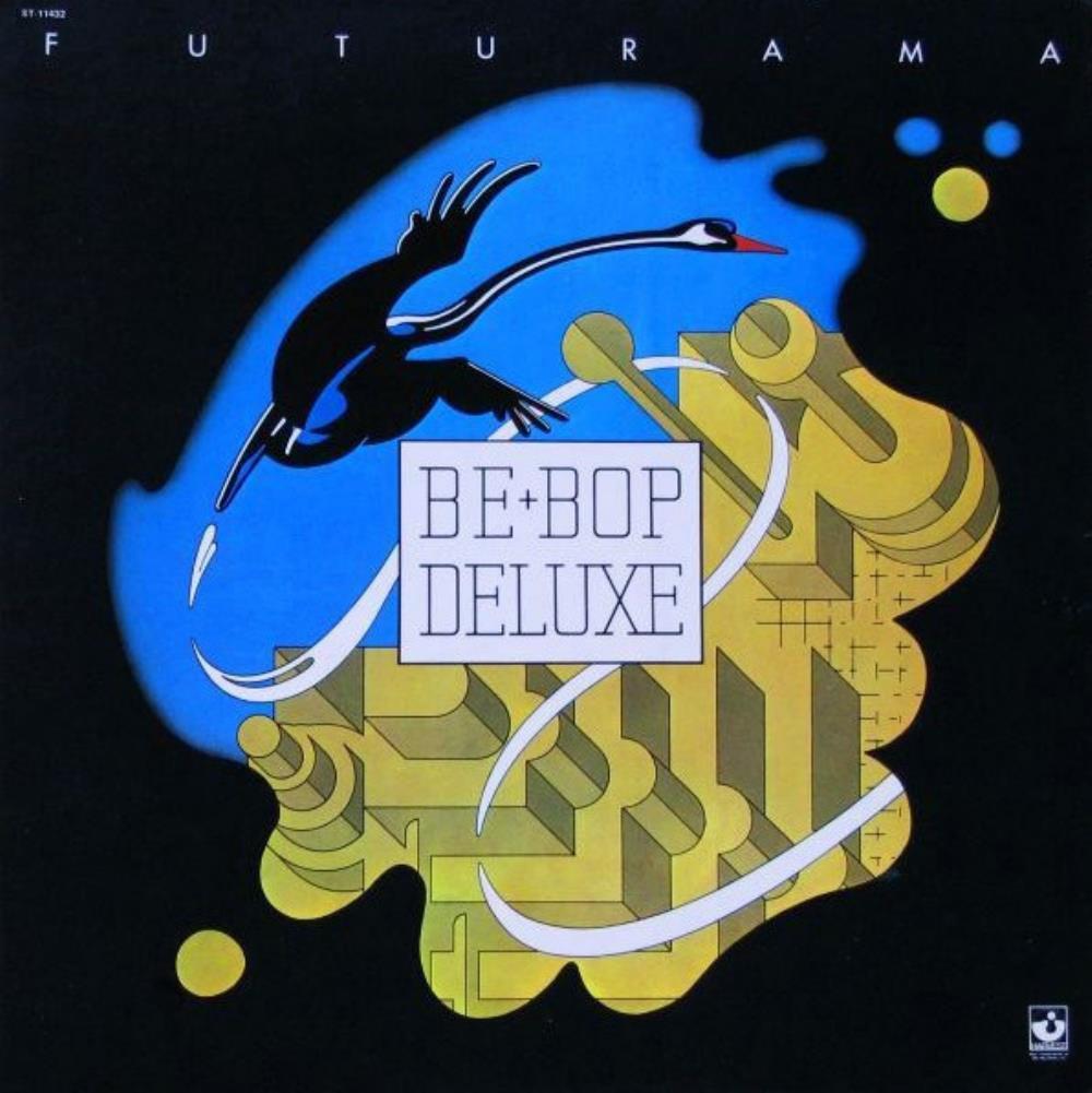 Futurama by BE BOP DELUXE album cover