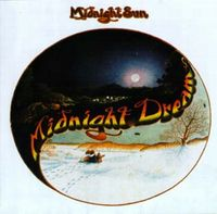 Midnight Sun (Rainbow Band) - Midnight Dream CD (album) cover