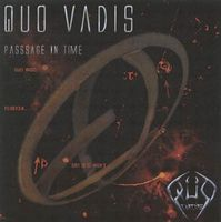 Passage In Time by QUO VADIS album cover