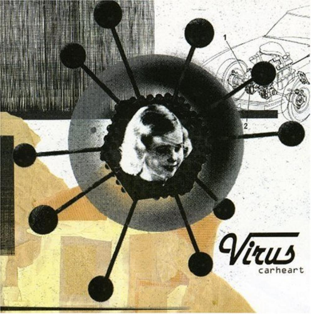 Carheart by VIRUS album cover