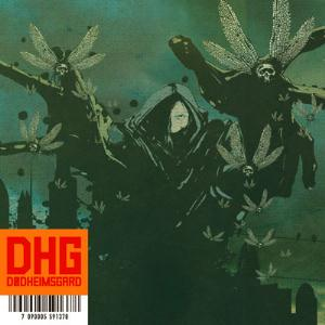 Dodheimsgard - Supervillain Outcast CD (album) cover