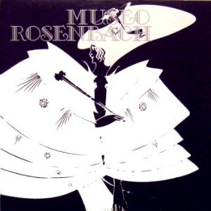 Museo Rosenbach - Rarities CD (album) cover
