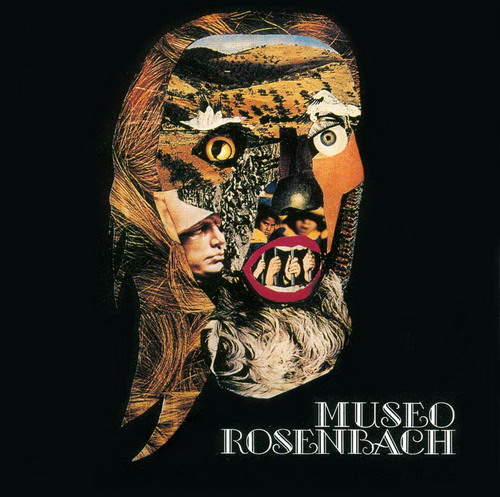 Museo Rosenbach - Zarathustra CD (album) cover