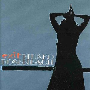 Museo Rosenbach - Exit CD (album) cover