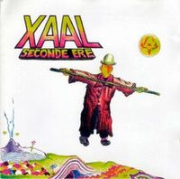 Seconde Ere by XAAL album cover