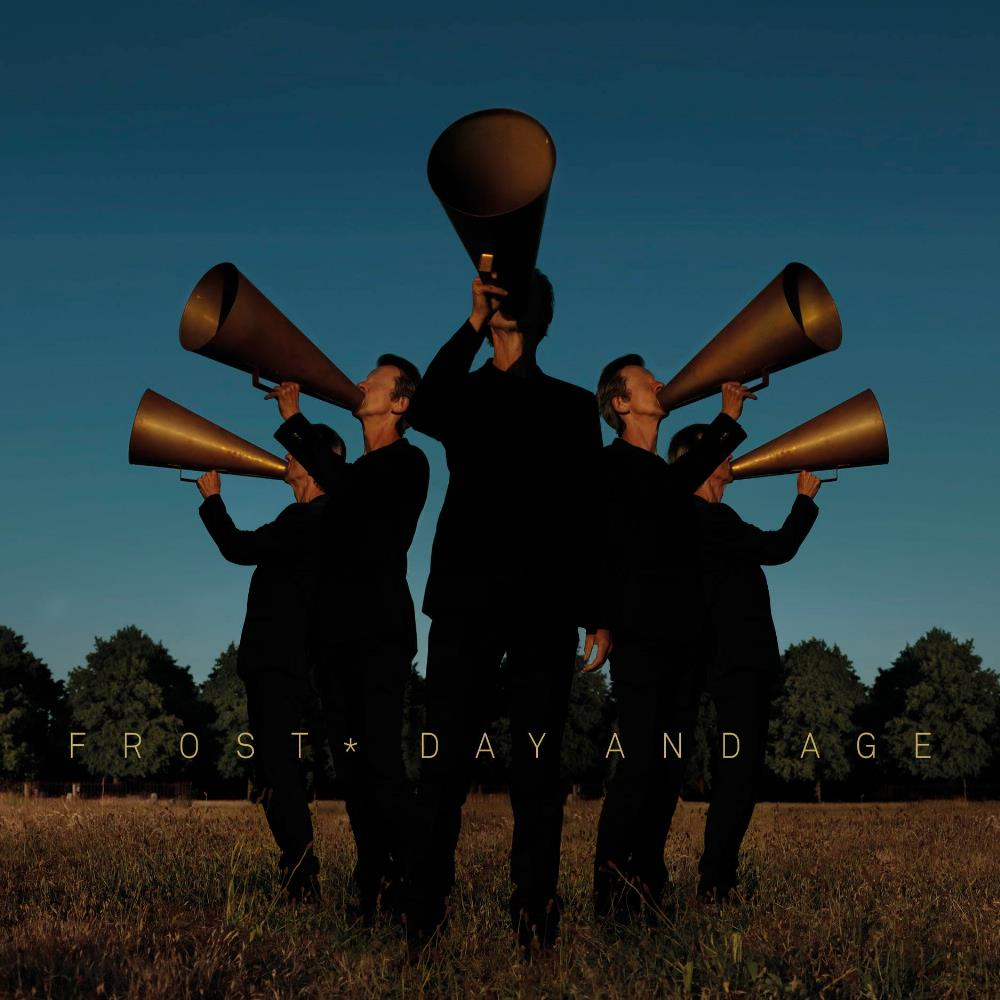 Day and Age by FROST* album cover