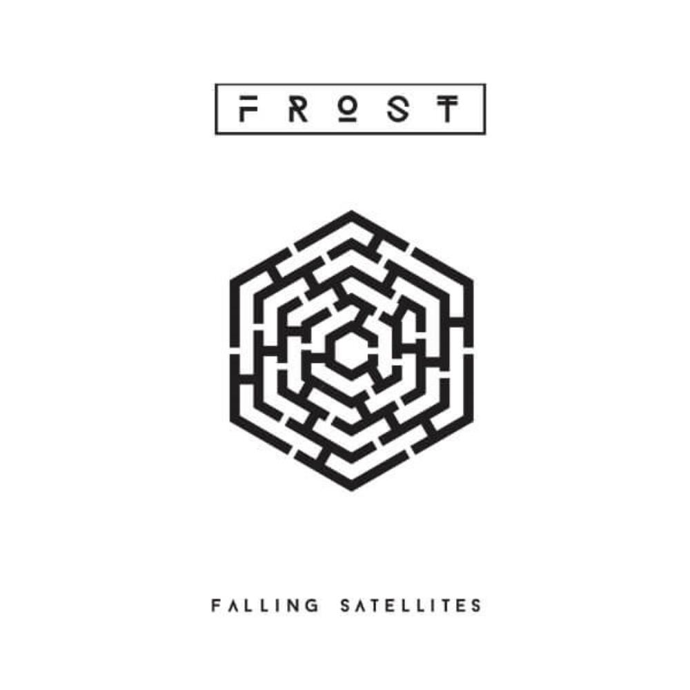 Falling Satellites by FROST* album cover