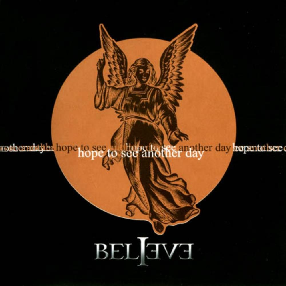 Believe - Hope To See Another Day CD (album) cover