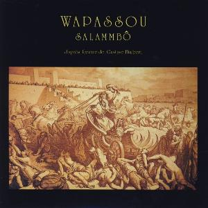 Salammbô by WAPASSOU album cover