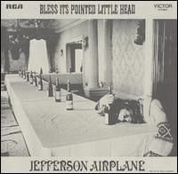 Jefferson Airplane - Bless Its Pointed Little Head CD (album) cover