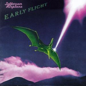 Jefferson Airplane Early Flight album cover