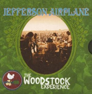 The Woodstock Experience by JEFFERSON AIRPLANE album cover