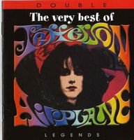 Jefferson Airplane The Very Best Of Jefferson Airplane album cover