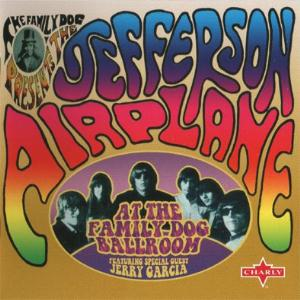 Jefferson Airplane At The Family Dog Ballroom album cover