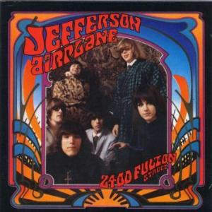 Jefferson Airplane 2400 Fulton Street album cover