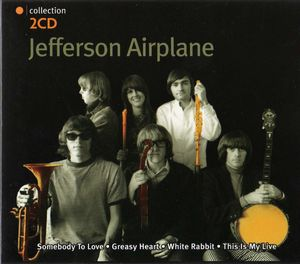 Jefferson Airplane Collection 2CD: Jefferson Airplane album cover