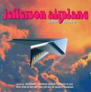 Jefferson Airplane Journey - The Best Of Jefferson Airplane album cover