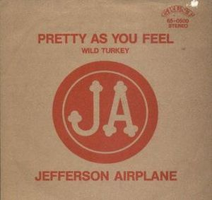Jefferson Airplane Pretty as You Feel album cover