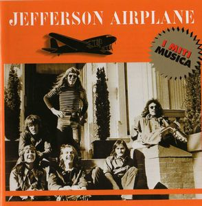 Jefferson Airplane ('I Miti Musica' series) by JEFFERSON AIRPLANE album cover