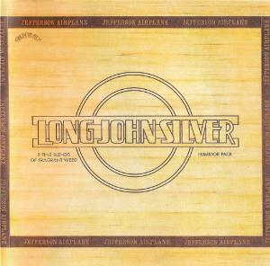 Long John Silver by JEFFERSON AIRPLANE album cover
