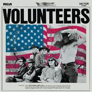 Jefferson Airplane Volunteers album cover