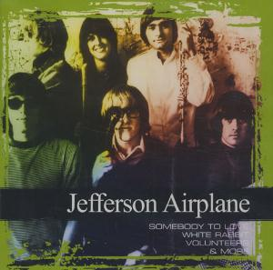 Jefferson Airplane Collections: Jefferson Airplane album cover