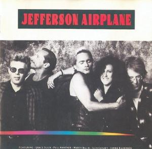 Jefferson Airplane Jefferson Airplane album cover