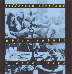 Jefferson Airplane White Rabbit & Other Hits album cover
