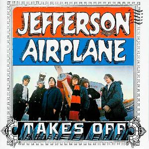 Jefferson Airplane - Takes Off CD (album) cover