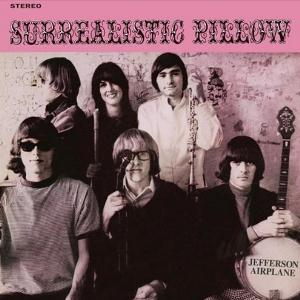 Jefferson Airplane Surrealistic Pillow album cover