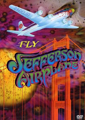 Jefferson Airplane - Fly Jefferson Airplane CD (album) cover