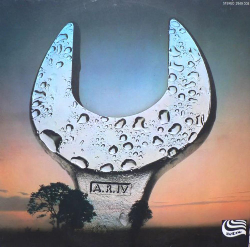 AR4 [Aka: A. R. IV] by A.R. & MACHINES album cover