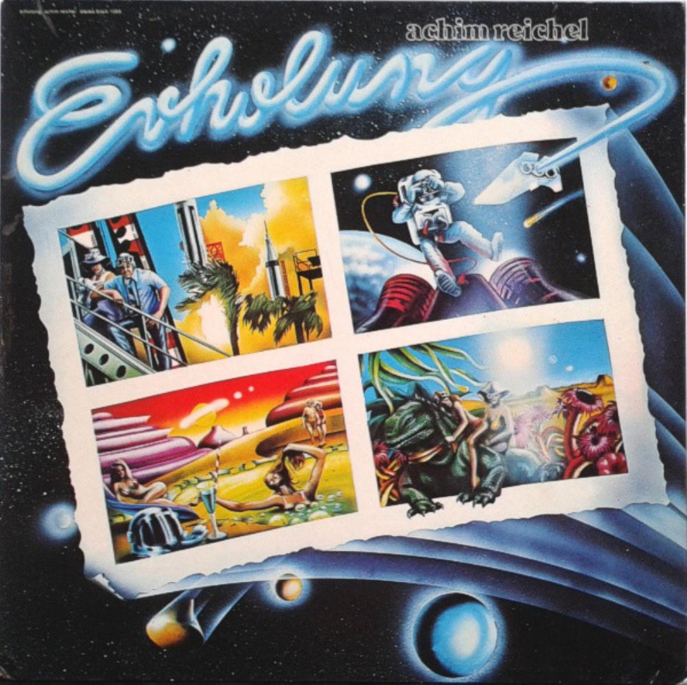 A.R. & Machines - Erholung CD (album) cover