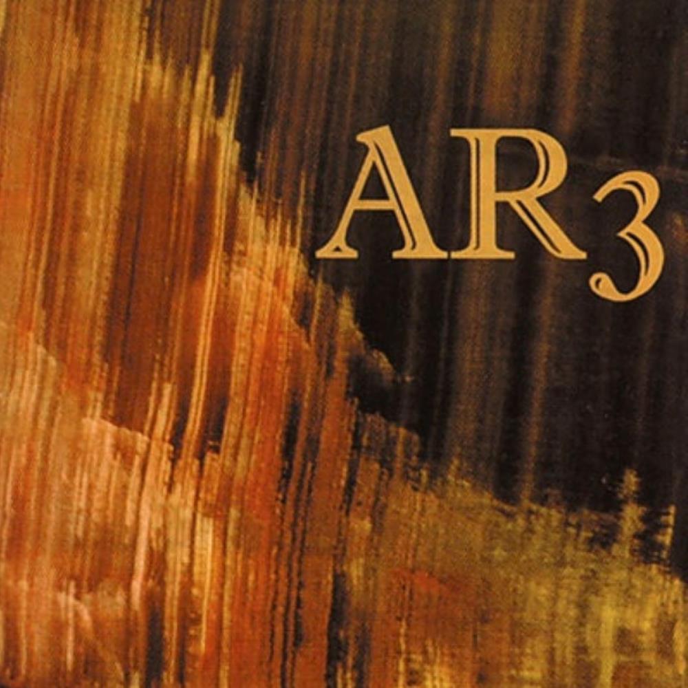 AR3 [Aka: A. R. III] by A.R. & MACHINES album cover