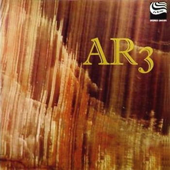 A.R. & Machines A.R 3 album cover