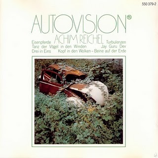 A.R. & Machines - Autovision CD (album) cover