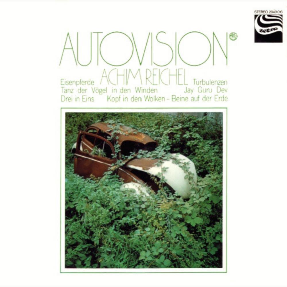 Autovision by A.R. & MACHINES album cover