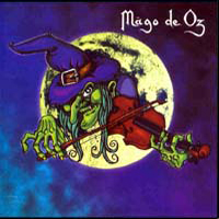 Mago de Oz - Mago de Oz  CD (album) cover