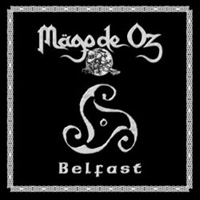 Mago de Oz Belfast album cover