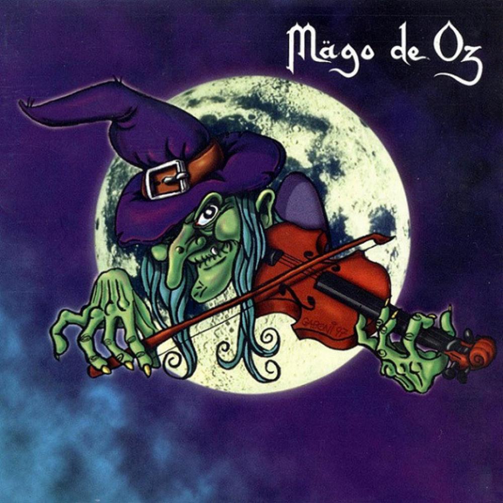 Mago de Oz by MÄGO DE OZ album cover