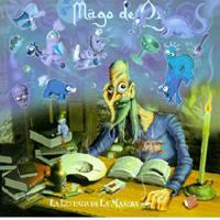La Leyenda De La Mancha  by MAGO DE OZ album cover