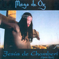 Mago de Oz - Jes�s de Chamber�  CD (album) cover