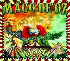 Mägo De Oz - Ilussia CD (album) cover