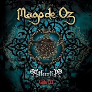 Mago de Oz Gaia III: Atlantia album cover