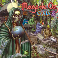 Mago de Oz - Gaia CD (album) cover
