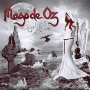 Mago de Oz Love 'n' Oz album cover
